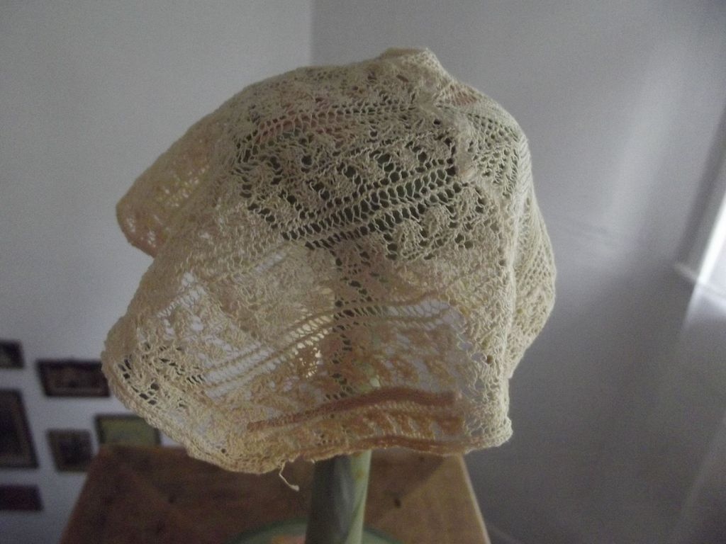 Tiny Early Bonnet