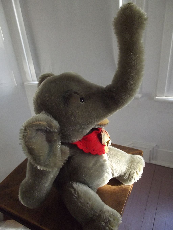 Steiff Jumbo Elephant