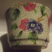 Tiny Chintz Porcelain Comtainer