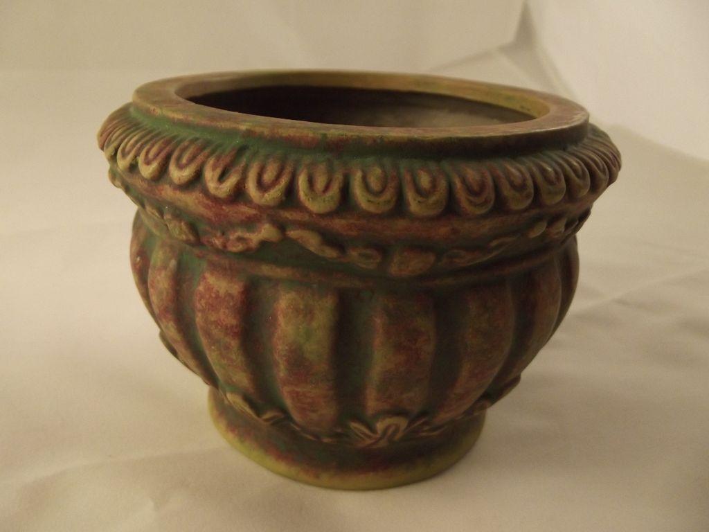 Unusual Pottery Planter