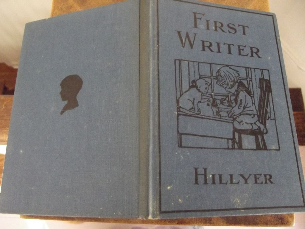 First Reader by Hillyer