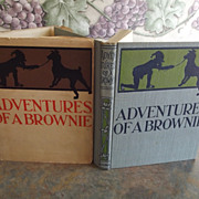 Children's Book       Adventures Of A Brownie