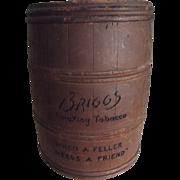 Briggs Smoking Tobacco  Barrel