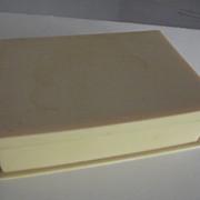 Cream Colored Celluloid Box