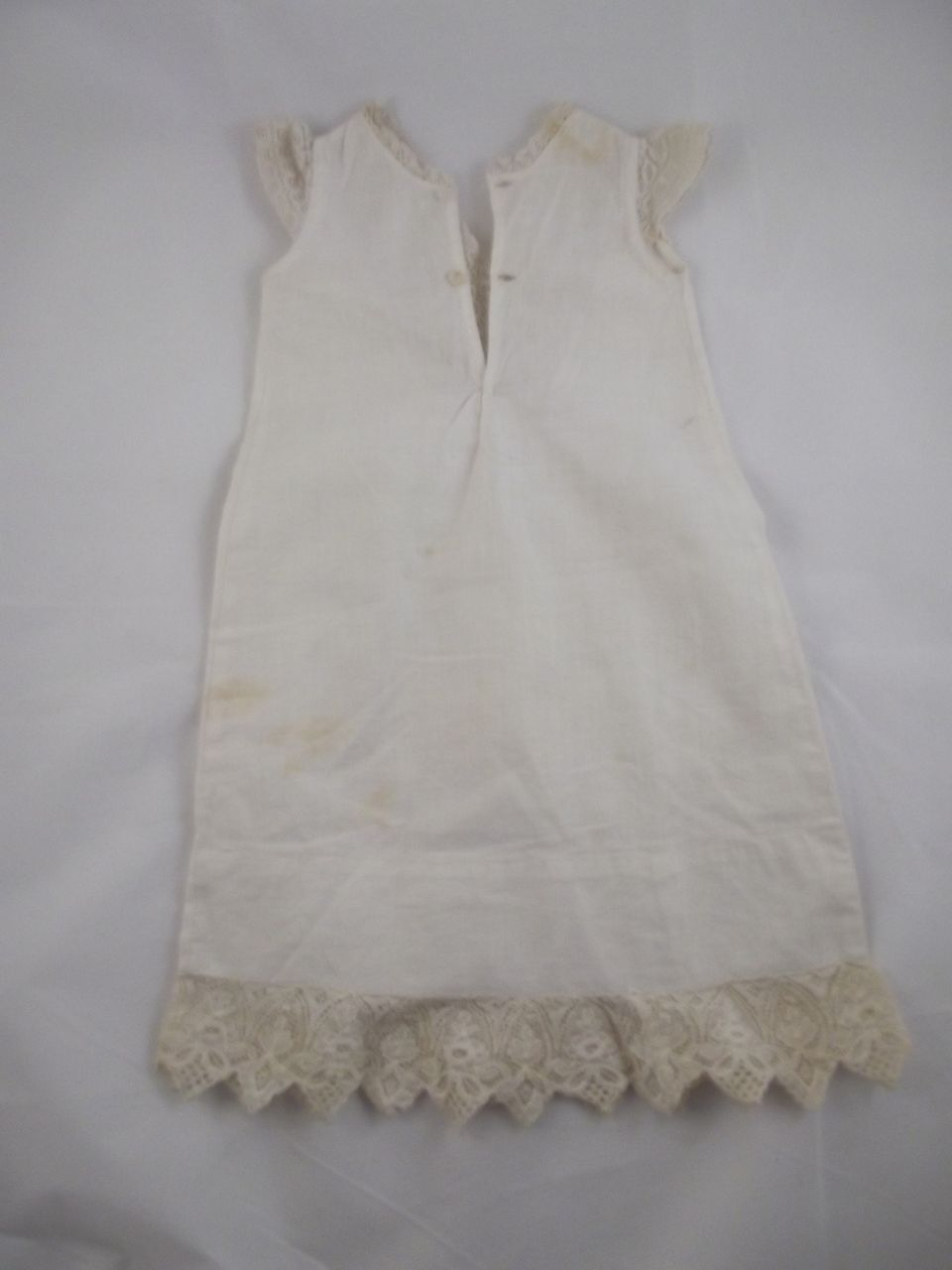 Baby or Doll Nightgown With Fabulous Lace