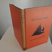 "Poetry Book ""The Pointed People"""