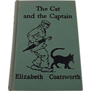 Children's Book The Cat and The Captain