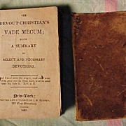 The Devout Christian's Vade Mecum