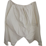 Flapper Bloomers