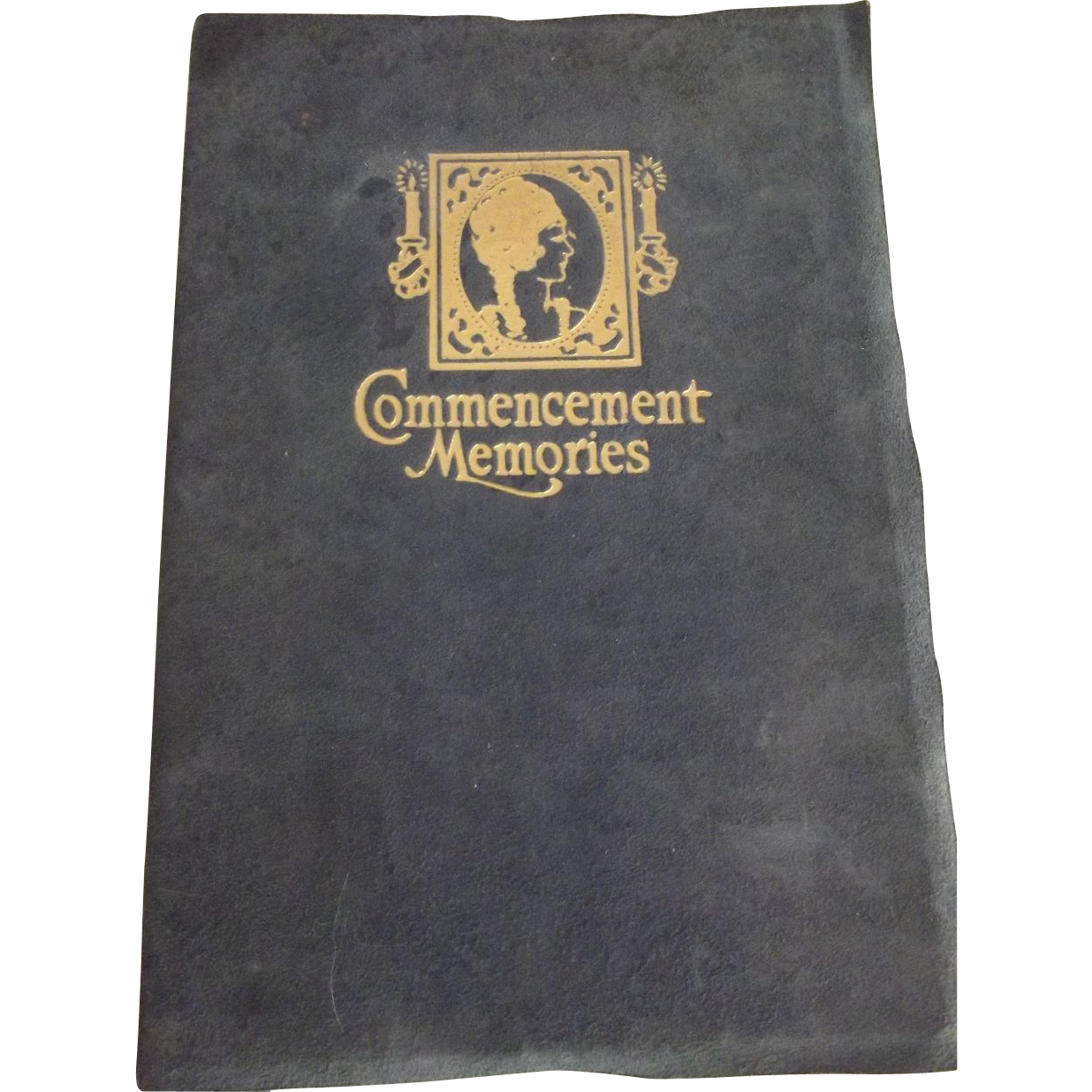 "Book ""Commencement Memories"""