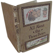 "Children's Book ""All ABout The Three Bears"""