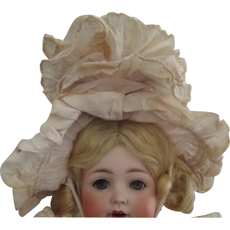Edwardian Doll Hat