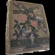 Victorian Scrap Album