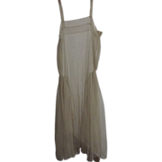 Net Flapper Dress