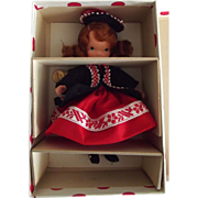 Story Book Doll Original Box One, Two Buckle My Shoe