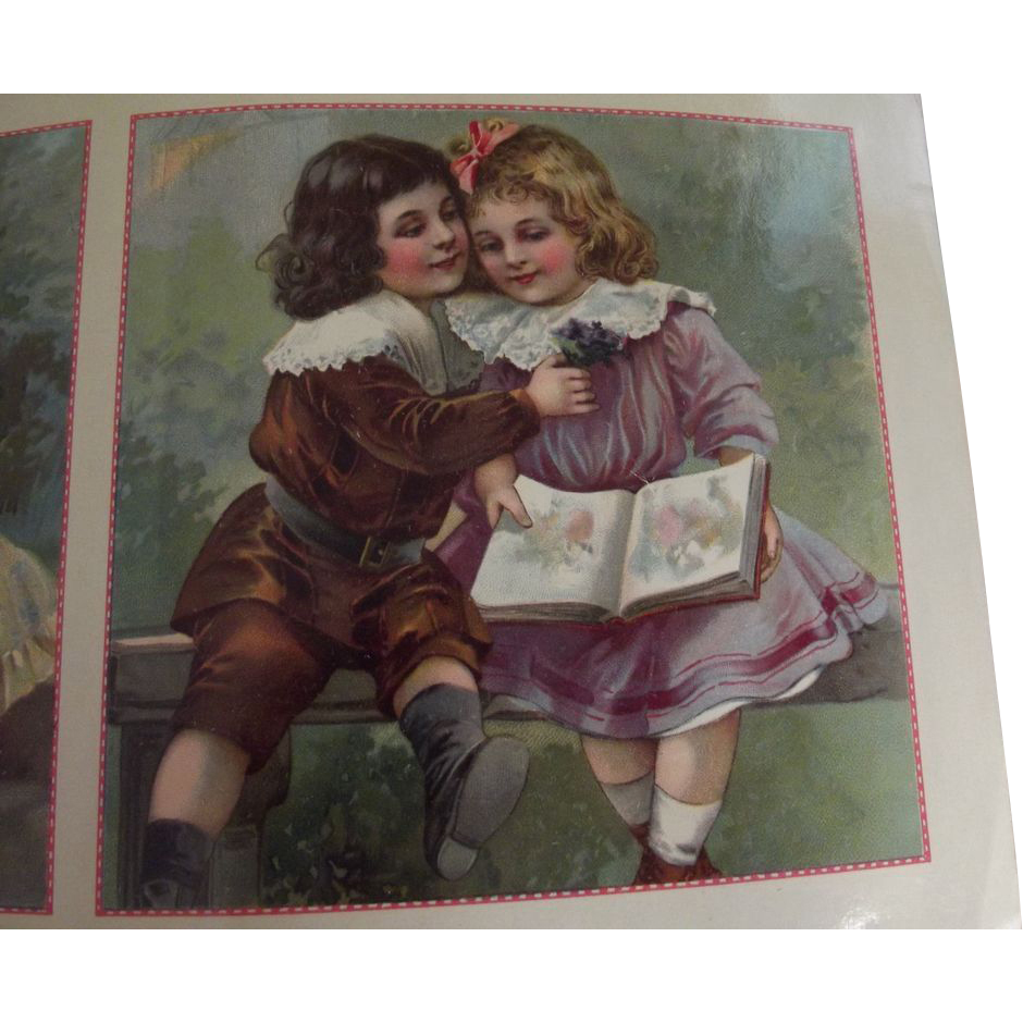 Children's Prints 1900's