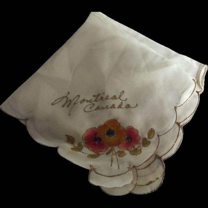 Montreal Handkerchief