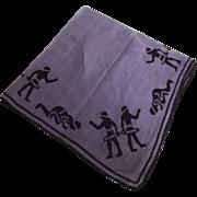 Egyptian Theme Hankie