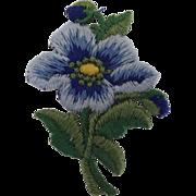 Flower Appliquets