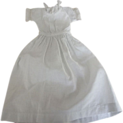 Early White Doll Dress