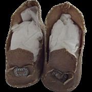 German Heeled Shoes