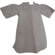 Cotton Dress With Pockets
