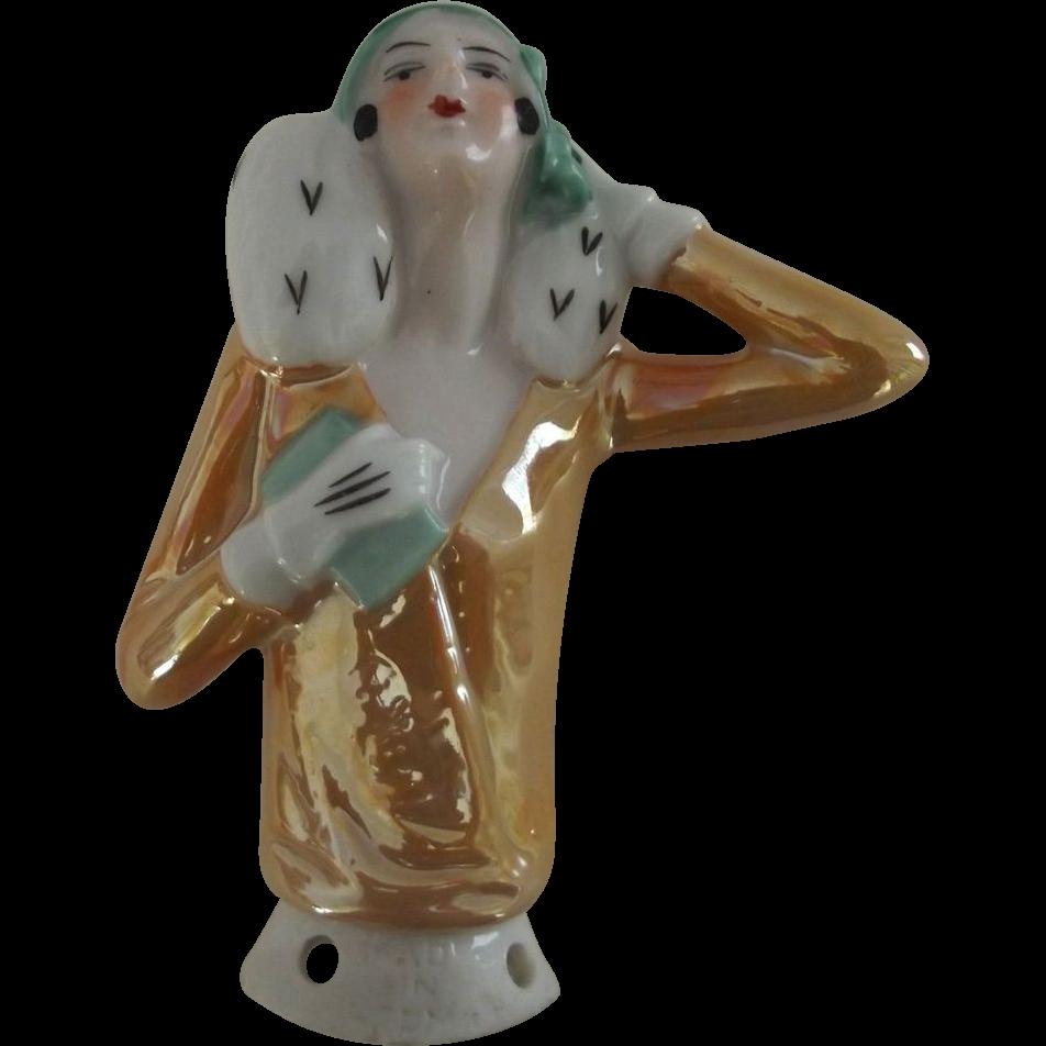 German Pincushion Doll