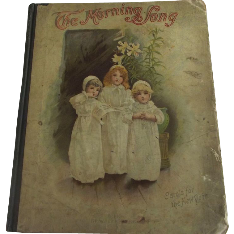"Children's Book ""The Morning Song"""