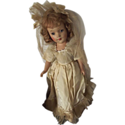 Mary Hoyer Type Doll All Original