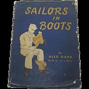 Sailors In Boots World War 11 Book