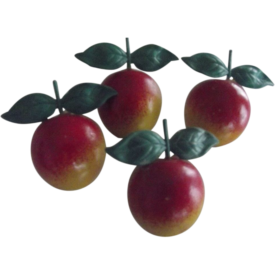 Apple Push Pins