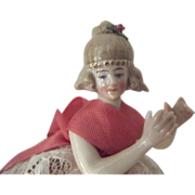 Pincushion Doll Arms Away