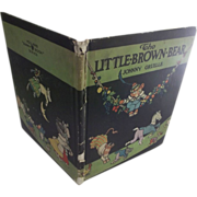 The Little Brown Bear by Johnny Gruelle