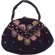 Needlework Purse