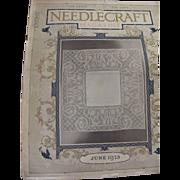 Needlecraft Magazine 1925
