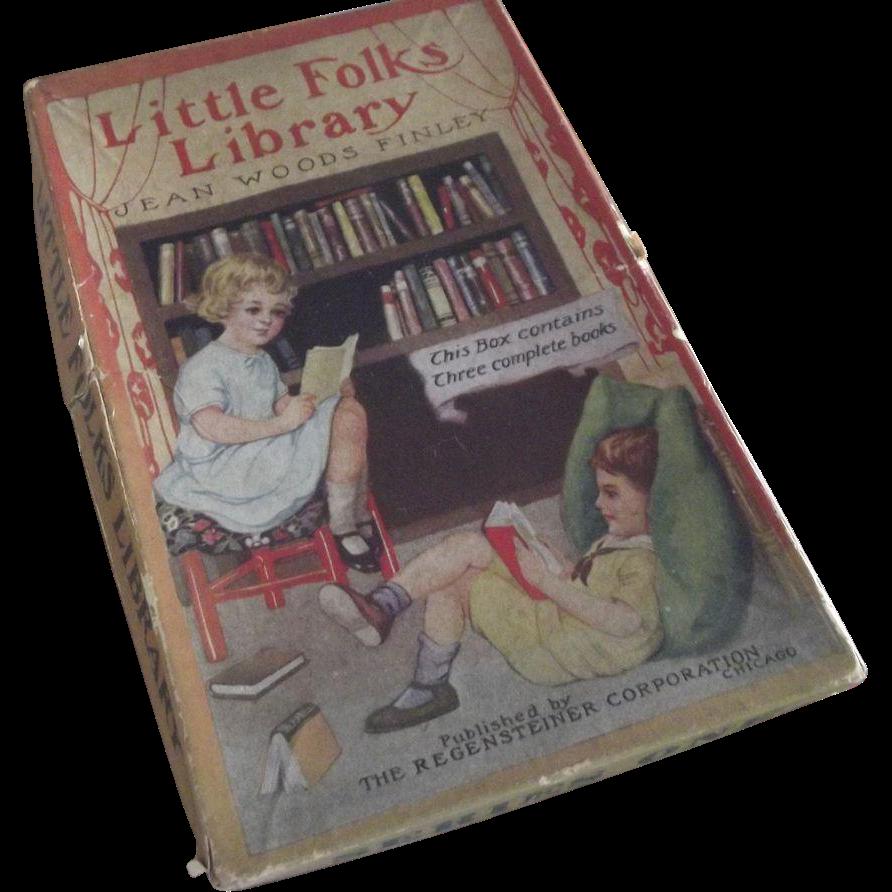 Little Folks Library