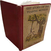 The Story Of The Teasing Monkey Children's Book