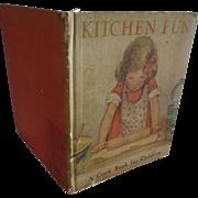 Kitchen Fun ..................  A Cook Book For Children