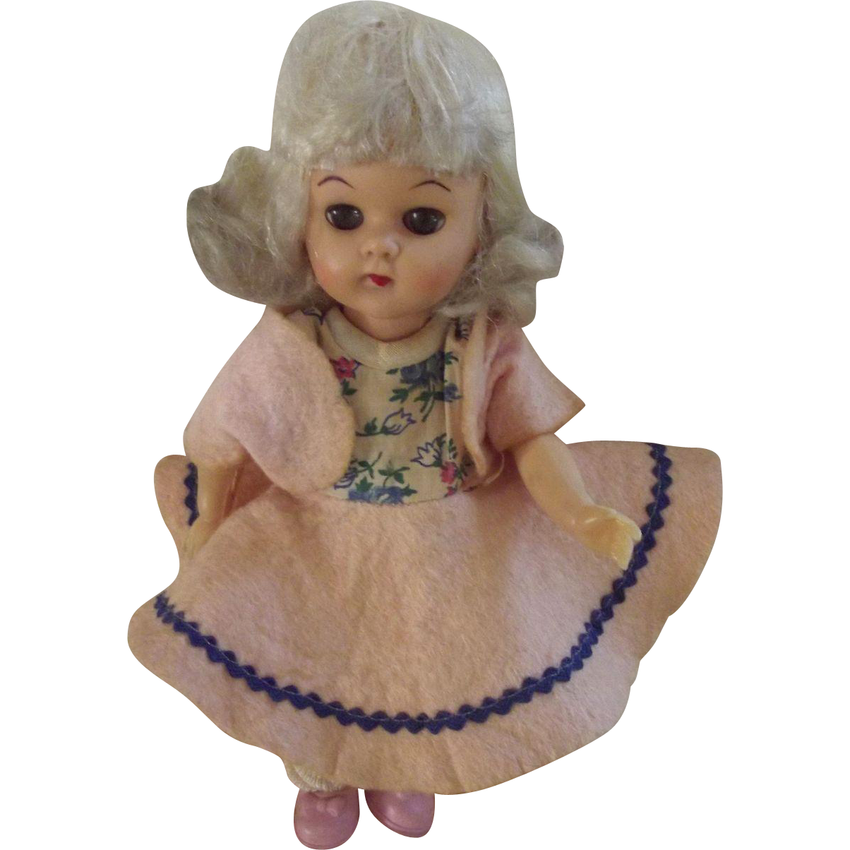 Ginny Type Doll