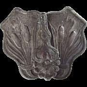 Art Nouveau  Buckle