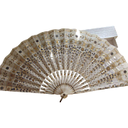 Victorian Wedding Fan