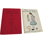 The Liittle Wooden Doll