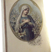 Catholic Celluloid Prayer Book