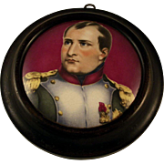 Early Napoleon Plaque - Red Tag Sale Item