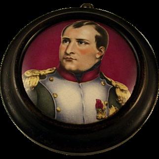 Early Napoleon Plaque
