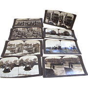 World War One Stereograph Views