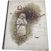 Queen Of The Meadow, Victorian Children's Book
