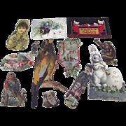 Victorian Scraps - Red Tag Sale Item