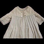 Early Doll's Wool  Flannel Coat