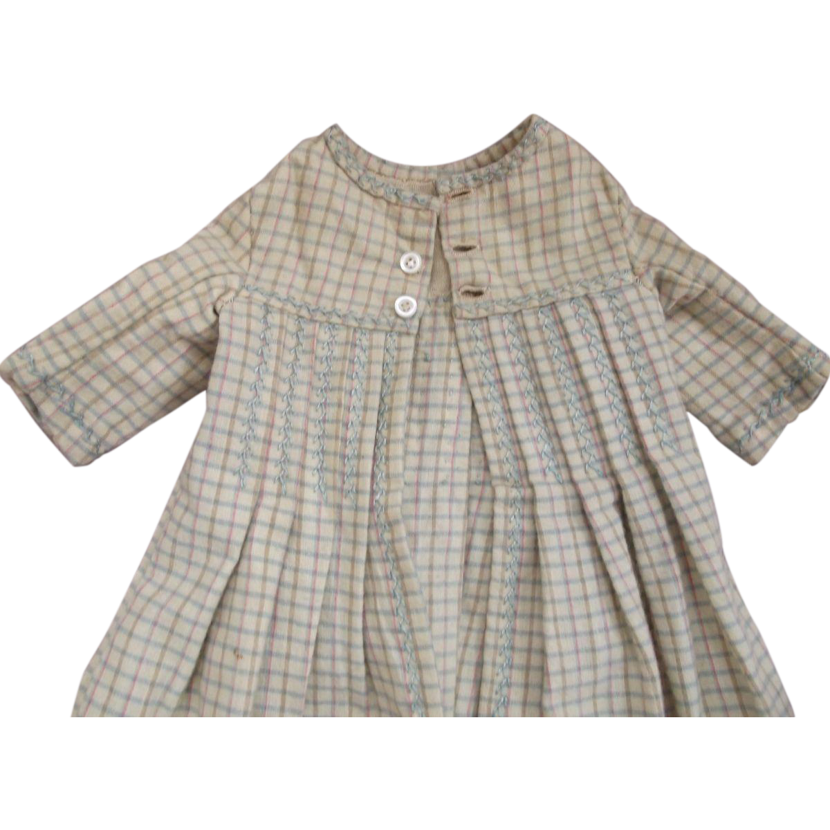 Early Doll's Wool  Flannel Coat